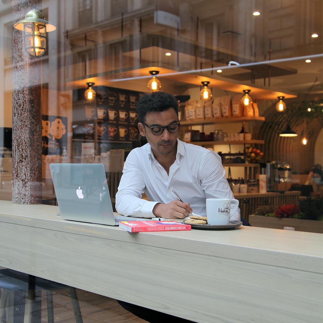 Le top des cafés coworking, l'analyse d'un Local Guide Google Map
